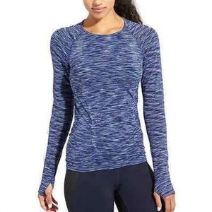 ATHLETA Fastest Track Top Space Dye S